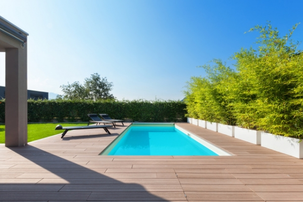 Kit piscine blocs